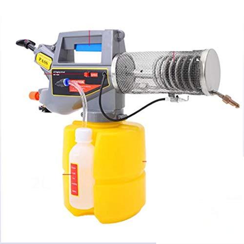 WQY 2L Portable Thermal Fogger Gas Fogging Machine Sprayer Sterilization ULV Machine Atomizer for Garden