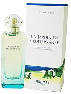 Hermes Un Jardin En Mediterranee for Women -Eau de Toilette, 100 ml-
