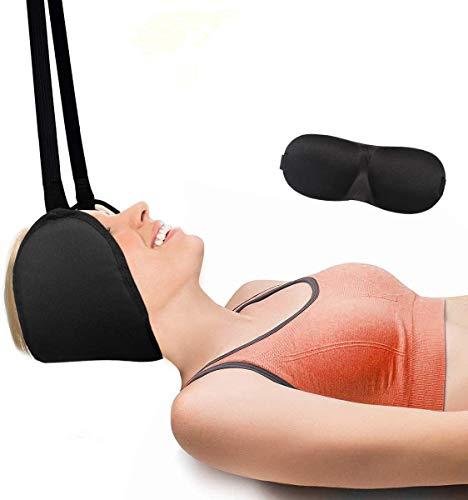 Hals Nacken Hängematte, Neue Ausgabe Kopf Nacken Massagegerät Schmerzlinderung Hängematte Massager Für Männer Frauen
