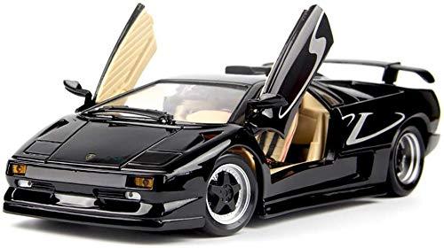 hongshen Modelo de automóvil Modi-MODIFICACIÓN Coche Deporte MODELDIABLO Aleación Decoración de la decoración de la decoración: 1: 18
