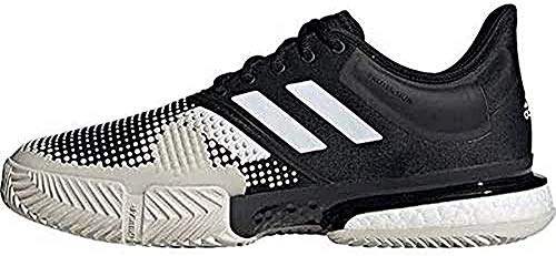 Adidas Solecourt Boost M Clay, Zapatillas de Tenis Hombre, Multicolor (Multicolor 000), 42 2/3 EU