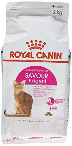 ROYAL CANIN Exigent Savour Sensation Secco Cane kg. 2 - Mangimi Secchi per Gatti
