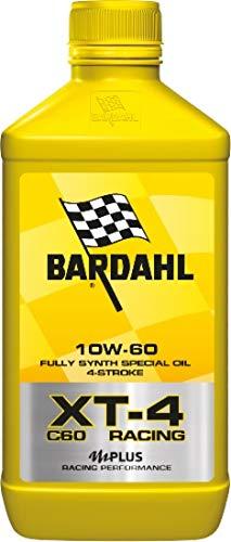BARDAHL XT-4 C60 RACING 10W60 OLIO MOTORE 4T CONF. 1 LT