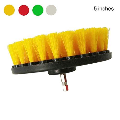 brosses rondes et kit de polissage Lot de 60 outils rotatifs Cnmade en acier /à tige de 3 mm pour meule Dremel Die Grinder avec brosses de nettoyage