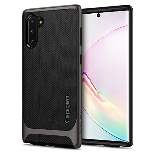 Spigen Neo Hybrid Designed for Samsung Galaxy Note 10 Case (2019) - Gunmetal