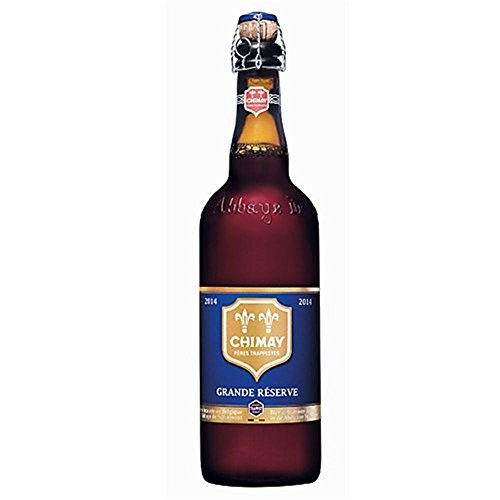 Chimay Azul Gran Reserva 9 ° 75 cl 6 x Bouteille (75 cl)