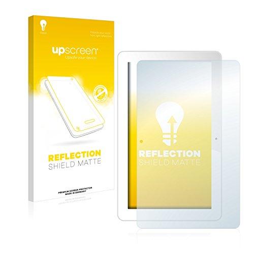 upscreen Entspiegelungs-Schutzfolie kompatibel mit Odys Space 10 Plus – Anti-Reflex Bildschirmschutz-Folie Matt