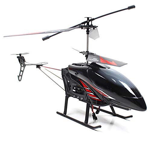 Jumbo Night Hawk 3.5 Channel 2.4G Big Size Remote Control RC Metal Alloy Helicopter W/HD Camera Gyro 6 Axis for Outdoor Flying Huge