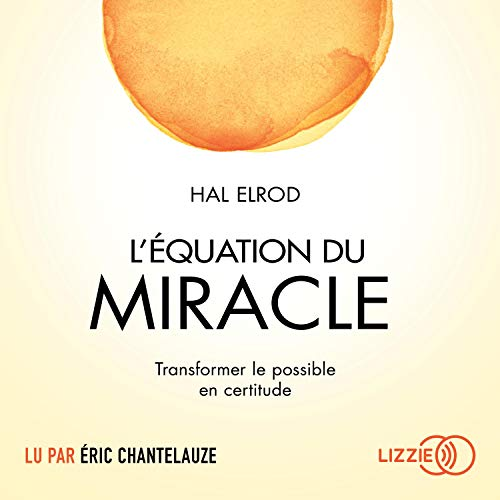 Page de couverture de L'équation du miracle