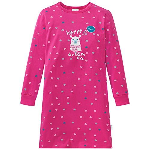 Schiesser Mädchen 1/1 Nachthemd, pink, 116
