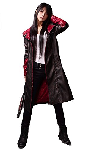 Mister Bear Devil May Cry V 5 Dante DMC 5 Cosplay Disfraz Jacket Coat