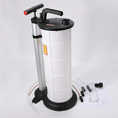 Kaibrite Ölfluidextraktor, manueller Öl- / Fluidextraktor, 9,0 Liter Fassungsvermögen, Schnell Und Einfach zu Bedienen, Sauber Und Effizient, Gute Qualität.