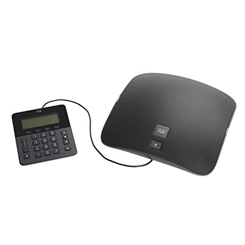 Cisco CP-8831-K9= Unified IP Conference Phone Base and Control Unit (Renewed)