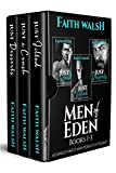 Men of Eden Books 1-3 (English Edition)
