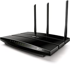 TP-Link AC1900 Smart WiFi Router - High Speed MU- MIMO Wireless Router, Dual Band, Gigabit, VPN Server, Beamforming, Smart Connect, Works with Alexa (Archer A9), Black