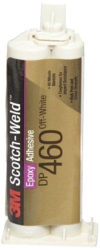 3M Scotch-Weld Epoxy Adhesive DP460 Off-White, 1.25 fl oz (Pack of 1) by 3M (English Manual)