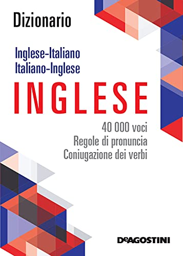 Dizionario tascabile inglese - italiano, italiano - inglese. 40.000 vocaboli, regole di pronuncia e coniugazione dei verbi