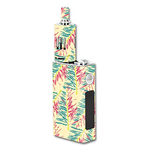 MightySkins Skin Compatible with Joyetech eVic VT 60W – Electric Palms | Protective, Durable, and Unique Vinyl Decal wrap Cover | Easy to Apply, Remove, and Change Styles | Made in The USA