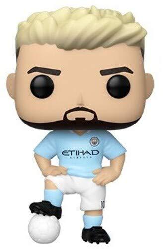 Funko POP! Vinyl Football: Manchester City - Sergio Agüero