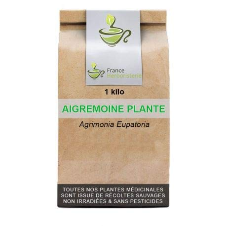 France Herboristerie Tisane Aigremoine Plante