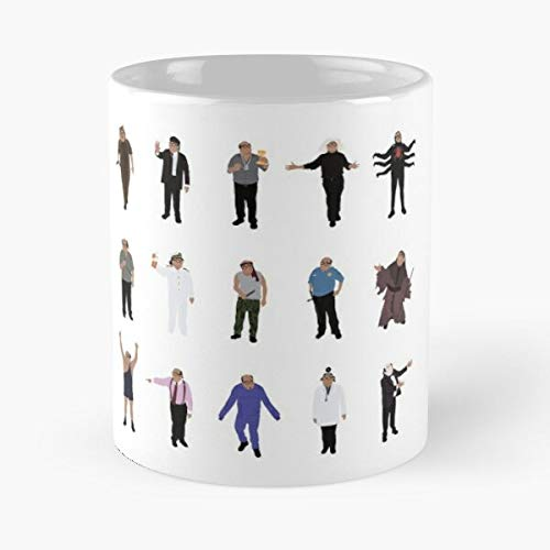 Frank Reynolds From Always Sunny Classic Mug - Funny Gift Coffee Tea Cup White 11 Oz The Best Gift For Holidays