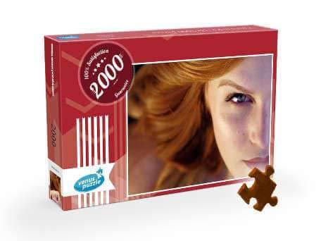 Fotopuzzle 2000 Teile, Puzzle mit eigenem Foto, Individuelles Puzzle von Foto