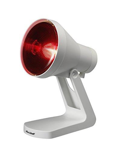 Efbe-Schott, Infrarotlichtlampe mit Zwischenschalter, Inklusive Philips Leuchtmittel (150 W), Weiß, SC IR 812 ZS