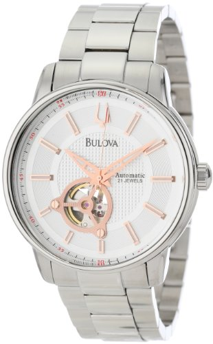 Bulova Men's 96A143 Bulova Series 160 Mechanical Watch