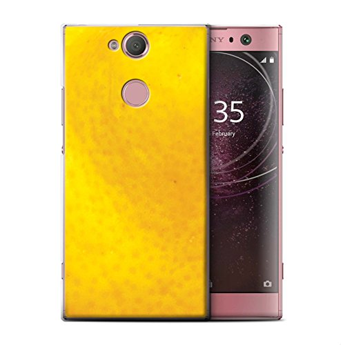 Stuff4® Phone Case/Cover/Skin/SXP-CC/Fruit Collection Sony Xperia L2 Oranje peel/huid.