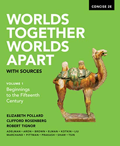 Worlds Together, Worlds Apart with Sources: 1