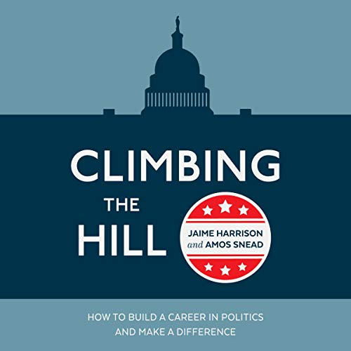 Climbing the Hill audiobook cover art