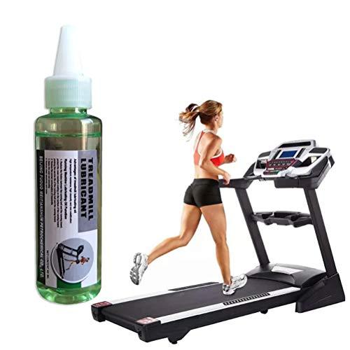 Snow forest 60 ml Silikon-Laufbandschmiermittel Professionelles Laufbandschmiermittel Ungiftiges und geruchloses Laufbandschmiermittel für alle Laufbänder in Fitnessstudios/Heimen