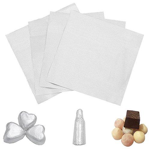 Bihood Schokoladen Papier Schokoladen Geschenk Geschenkpapier Schokoladen Verpackungs Folien Papier Folien Verpackungs Papier Schokoladen Verpackungs Papier Süßigkeits Papier Süßigkeits Packpapier