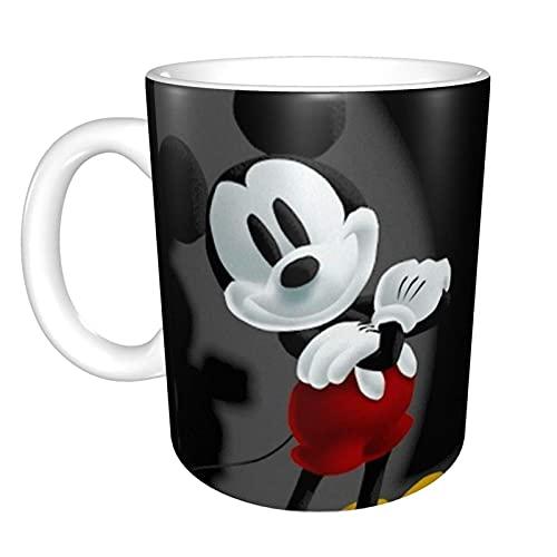 N\A Taza de té Hecha a Mano de café Mickey-Mouse-3 - Ideas