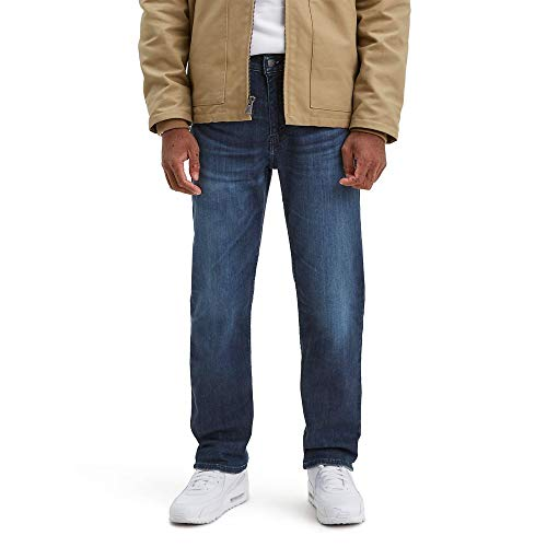 Levi's Herren 514 Straight Fit Jeans, Myers Stretch Crescent, 31 W/32 L