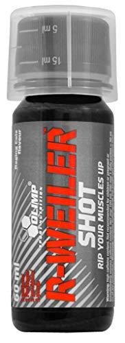 5 x Olimp R-Weiler Shot, 60ml Ampulle , Raging Cola (5er Pack)