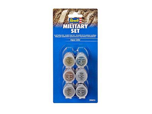 Revell 39075 6 Modellbau Farben-Set Militär