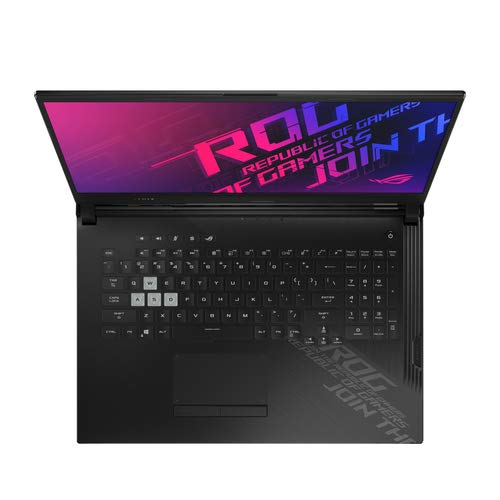 "ASUS ROG Strix G712LU-H7015T Notebook 17.3"" FHD Intel® Core™ i7-10750H 16 GB DDR4, 512 GB SSD NVME, NVIDIA® GTX 1660 Ti Wi-Fi 6 (802.11ax) Windows 10 Home, TAST.RETROILLUMINATA"