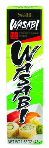SampB Prepared Wasabi in Tube 152Ounce