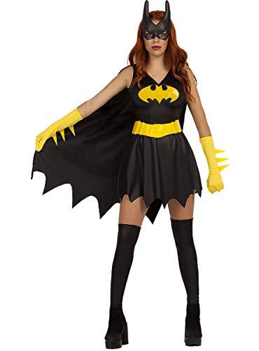 Funidelia | Disfraz de Batgirl Oficial para Mujer Talla S ▶ Barbara Gordon, Superhelden, DC Comics