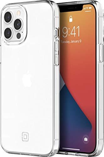 Incipio NGP Pure IPH-1913-CLR - Cover antiurto per Apple iPhone 12/12 Pro (6,1'), 1,5 m, resistente alle cadute, compatibile con Qi