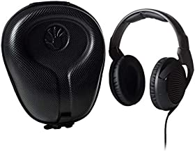 Sennheiser HD200 Pro Headphones with FREE Case