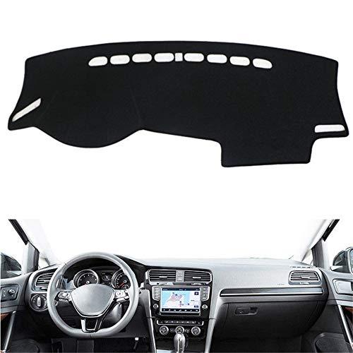 Auto Dashboard Cover Mat Pad Dash Zonnescherm Instrument Tapijt, Voor Volkswagen VW Golf 7 MK7 2013-2016 2017 2018 2019 Accessoires