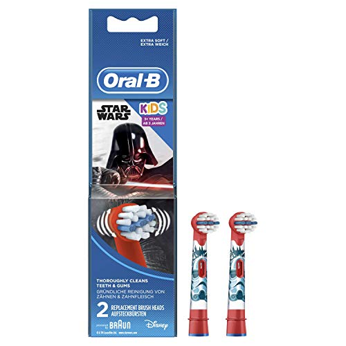 Oral-B Stages Power EB10 Star Wars, 2 Pezzi