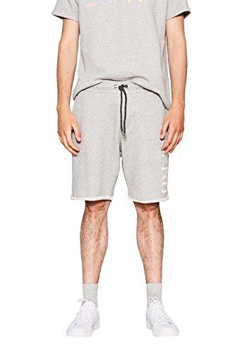 ESPRIT Herren 057EE2C031 Shorts, Grau (Medium Grey 035), 52 (Herstellergröße: XL)