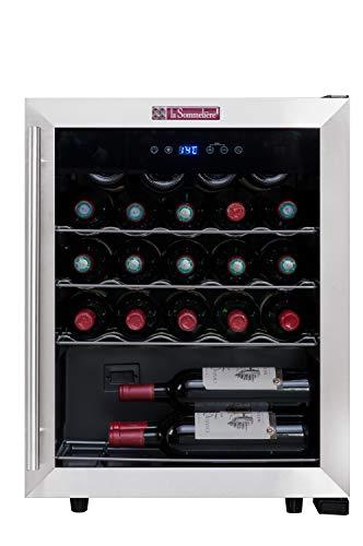 LS24A cantina - La Sommelière - Per conservare le vostre bottiglie di vino nelle migliori condizioni senza perdere la qualità per la degustazione