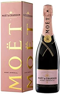 Moet & Chandon Rose Imperial Champagne, 750 ml