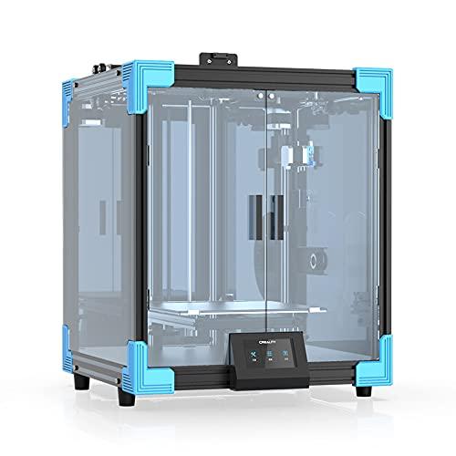LLYX Ender-6 Impresora 3d-3d 4.3 Pulgadas HD Pantalla Táctil FDM Filamento Filamento Detección De Agotamiento, Reanudación De Impresión Compatible