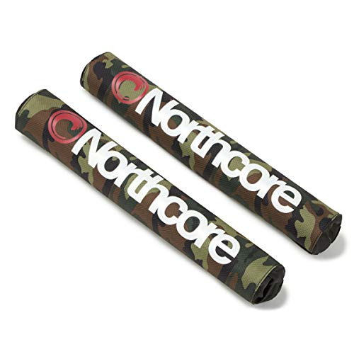 Northcore Camouflage Roof Bar Pads