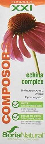 Soria Natural - COMPOSOR 8 - ECHINA COMPLEX S. XXI
